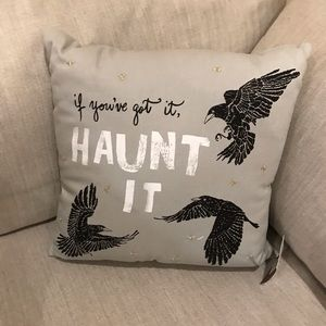 Pottery Barn Halloween Pillow 👻🎃